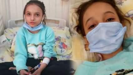 7 yıldır ilik nakli bekleyen küçük kız: Ölmek istemiyorum!