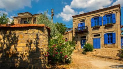 Adatepe nerede ve nasıl gidilir? Türkiye'nin en iyi korunmuş köyü Adatepe