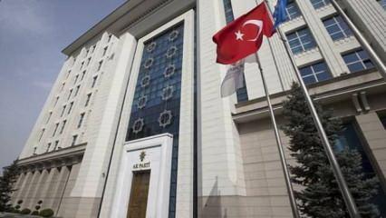 AK Parti MYK yarın bildiri gündemiyle toplanacak