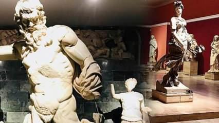 Antalya Arkeoloji ve Tarih Müzesi'nde zimmet skandalı