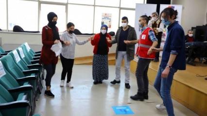 Bağcılar'da Otizm Farkındalık Günü dolu dolu yaşandı