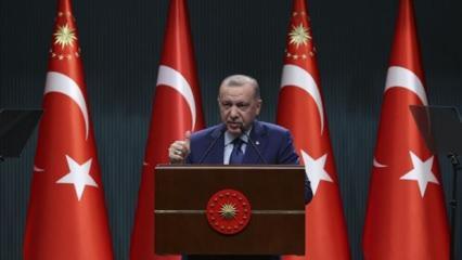 Başkan Erdoğan'dan son dakika dolar açıklaması