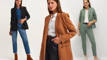 Blazer ceket nasıl kombinlenir? 2021 En uyumlu blazer ceket kombin önerileri!