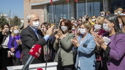 CHP'li kadınlar İstanbul Sözleşmesi'nin fesih kararının iptali için Danıştay'a başvurdu