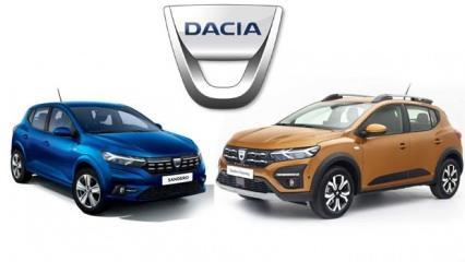 Dacia Nisan ayı zamlı fiyat listesi: 2021 Sıfır Dacia Sandero Stepway 14 bin TL zam...