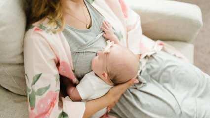 Doğum sonrası emzirme rehberi! İlk emzirme...