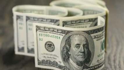 Dolar ve altında hareketlilik sürüyor