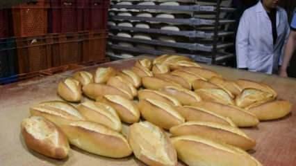 İstanbul'da ramazan sonrası ekmeğe zam yolda