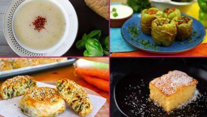 En hızlı iftar menüsü nasıl hazırlanır? 4. gün iftar menüsü