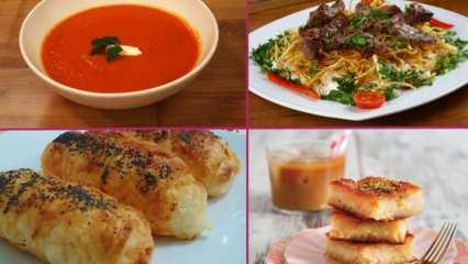 En iştah kabartıcı iftar menüsü nasıl hazırlanır? 14. gün iftar menüsü