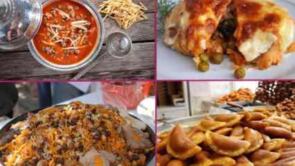 En özel iftar menüsü nasıl hazırlanır? 15. gün iftar menüsü