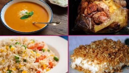 En pratik iftar menüsü nasıl hazırlanır? 2. gün iftar menüsü