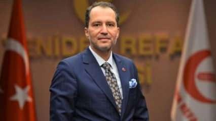 Fatih Erbakan'dan 'bildiri' açıklaması: 28 Şubat'ta da benzerlerini gördük...