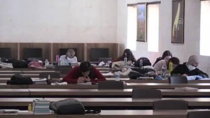 Gaziantep tarihi Mecidiye Hanı içerisine 'Gastronomi Kütüphanesi' kuruldu