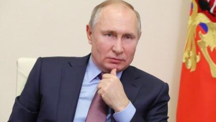 Beyaz Saray'dan Putin'in sözlerine cevap