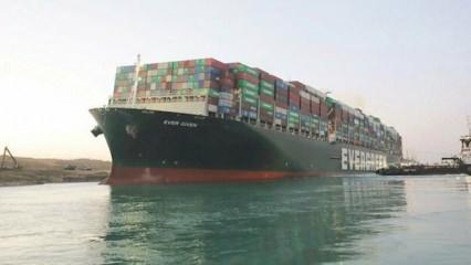 Süveyş Kanalı'ndaki krizden sonra hammadde fiyatları uçtu