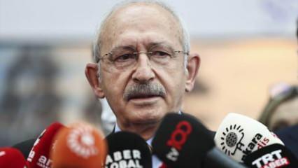 Kılıçdaroğlu'ndan Şentop ve Bahçeli'nin sözlerine eleştiri