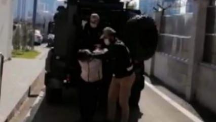 Kırmızı bültenle aranan DEAŞ üyesi yakalandı