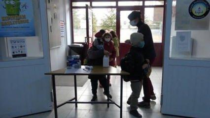Koronavirüs eğitimi vurmaya devam ediyor: Bir okul daha karantinaya alındı!
