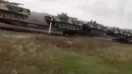 Kuzeyde savaşın ayak sesleri! Rusya Ukrayna sınırına asker yığıyor