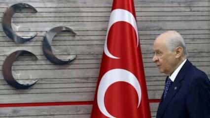 MHP Genel Başkanı Bahçeli'den Alparslan Türkeş'i anma mesajı