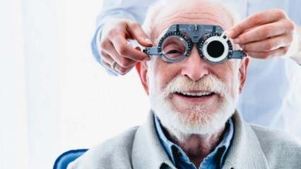 Tiroid hastaları dikkat: Gözleri olumsuz etkiliyor