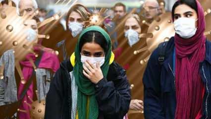 İran'da 4. dalganın başladığı açıklandı