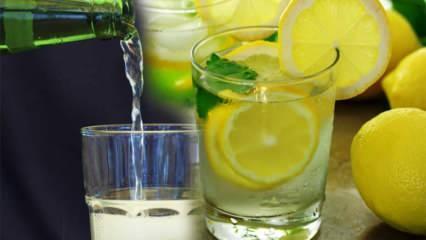 Sade soda zayıflatır mı? Kilo vermek için maden suyu ne zaman içilir?