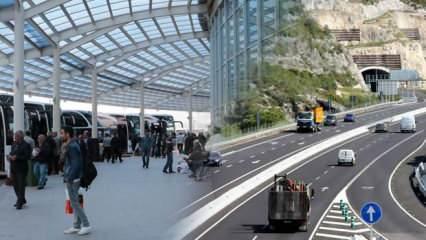 Şehirler arası seyahat yasağı kalktı mı? Özel araç ve otobüsle seyahat yasak mı?