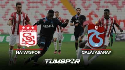Sivasspor Trabzonspor maçı geniş özeti ve golleri! (BeIN Sports)   Sivas'ta puanlar paylaşıldı!