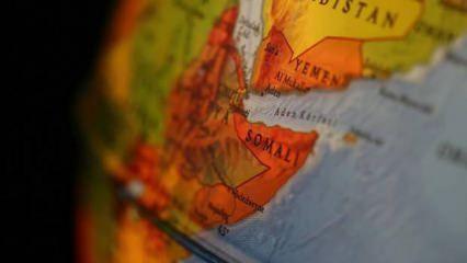 Somali'de dev operasyon: 76 terörist öldürüldü