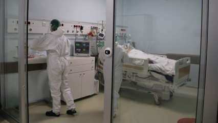 Son dakika: 2 Nisan koronavirüs tablosu! Vaka, Hasta, ölü sayısı ve son durum açıklandı
