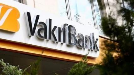 Vakıfbank'tan müşterilerine zaman aşımı duyurusu