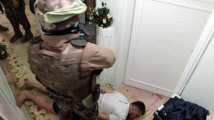 8 ilde 'Vadi' operasyonu: 81 gözaltı