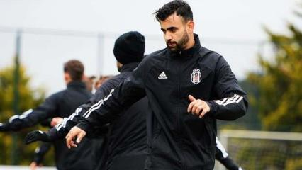 """Ghezzal konuştu! """"Beşiktaş'ta kalmak istiyorum"""""""
