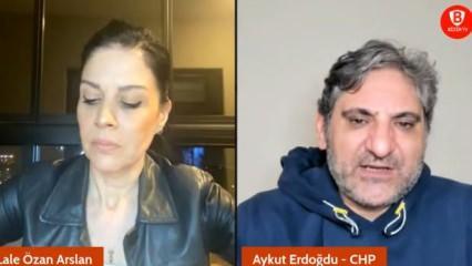 CHP'li Aykut Erdoğdu'dan akılalmaz sözler! İktidarı TRT'de canlı yargılayacağız