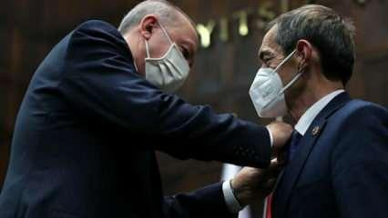 CHP'li Çanakkale İl Genel Meclisi Başkanı, AK Parti'ye katıldı