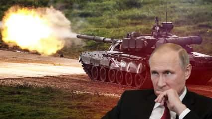 Putin askerleri ne zaman isterse o zaman çeker