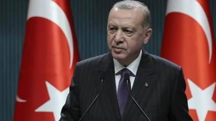 Cumhurbaşkanı Erdoğan'dan çiftçiye destek talimatı