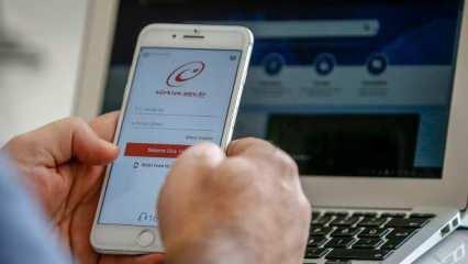 e-Devlet'ten 2020'de 424 milyon kez tapu bilgisi sorgulandı