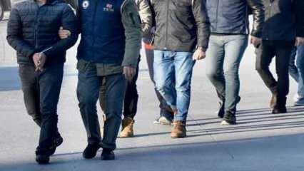 Edirne merkezli FETÖ operasyonu: 18 gözaltı