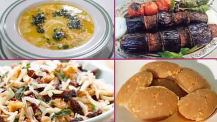En klasik iftar menüsü nasıl hazırlanır? 21. gün iftar menüsü