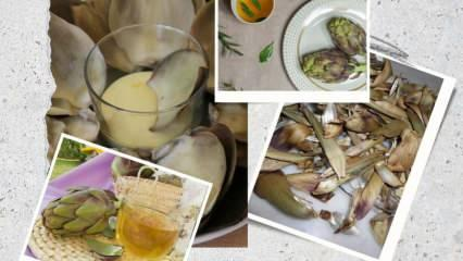 Enginar yaprağı çayının faydaları nelerdir? Enginar yaprağı çayı nasıl yapılır?
