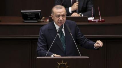 Erdoğan darbe imalı bildirinin CHP detayını açıkladı: Hesabını vereceksiniz