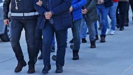 FETÖ'nün Jandarma yapılanmasına soruşturma: 33 ilde 33 şüpheli yakalandı