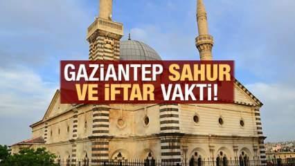 Gaziantep İmsakiye 2021: Diyanet Gaziantep sahur saatleri ve iftar vakti