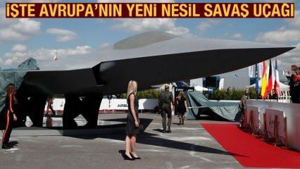 Geleceğin savaş uçağı projesinde anlaşma sağlandı
