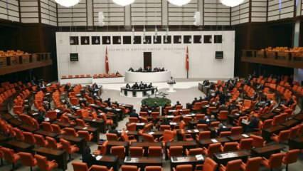 'Güvenlik soruşturması' yasa teklifi kabul edildi