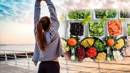 Hızlı ve etkili yağ yakıcı besinler! Yağ yakmak için ne tüketilmeli?