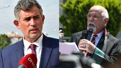İstanbul Barosu Başkanı Durakoğlu'ndan Feyzioğlu'na: Bizi sırtımızdan hançerledin